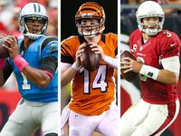 Who has played the game's most important position best in 2015? Brian Billick provides his top five quarterbacks for this season alone. Where do Cam Newton, Andy Dalton and Carson Palmer rank?