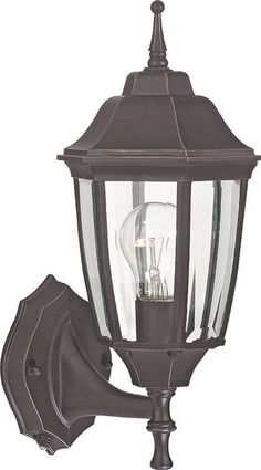 Boston Harbor DTDRB Dusk/Dawn Lantern Outdoor Lighting