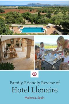 Review and Highlights of Hotel Llenaire, Mallorca with Kids