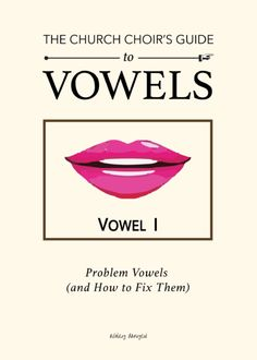 The Church Choir's Guide to Vowels: Everything you ever wanted to know about vowel production, placement, tone, and diphthongs/triphthongs Vocal Lessons, Singing Lessons, Singing Tips, Music Lessons, Art Lessons, Choir Warm Ups, Music Education, Music Teachers, Physical Education