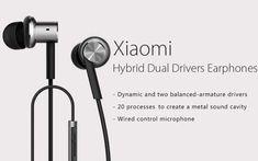 Code promo pour acheter les écouteurs Xiaomi Mi IV Hybrid Si vous cherchez une paire d'écouteurs intra-auriculaire avec un bon rapport qualité/prix, le bon plan du site Gearbest devrait vous intéresser... #codepromoXiaomiMiIVHybrid #XiaomiMiIVHybrid