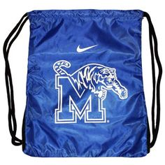 Have the kids pack their favorite picnic needs in a Nike Cinch Bag in either blue or gray