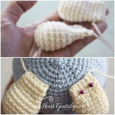Free Pattern for Crochet Easter Bunny