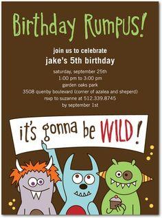 Invitations #4