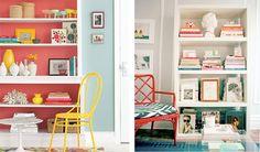 teal wall color for nursery