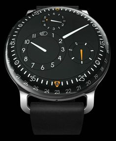 La Cote des Montres : La montre Ressence Type 3 - Le Scaphandrier - Ressence porte le temps à la surface - Prix de la Révélation Horlogère a...