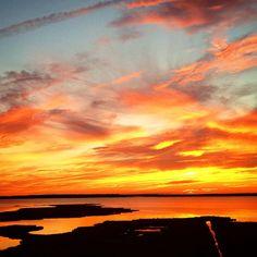 Sky Art in Ocean City, MD