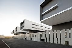 Sant Joan de Reus University Hospital / Pich-Aguilera Architects + Corea & Moran Arquitectura