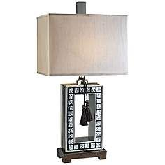 Rory Beveled Mirrored Table Lamp Set of 2 | master bedroom ...