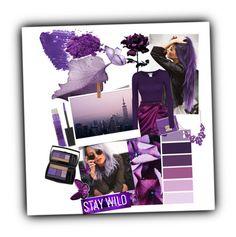 """First set"" by maryann-bunt-deile on Polyvore featuring ANNA, Maybelline, Lancôme, Topshop, Medusa's Makeup, Balmain, Furla and LE3NO"