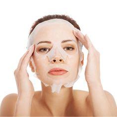 Ansigtsmaske Silke
