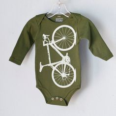 SALE  36 mo  Vital bicycle Infant long sleeved one piece by vital, $14.00