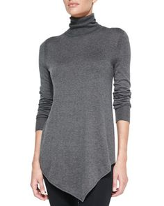 Neiman Marcus - Joie - Nilsa Slub-Knit Turtleneck Sweater ($258)