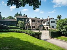Romantic Tuscan Villa on 10.6 Glorious Level Acres with Exceptional Gardens., a Luxury Home for Sale in Greenwich , Connecticut - 91835 | Christie
