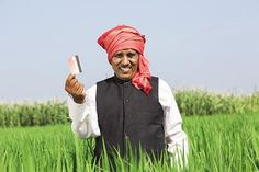 Agriculture provides higher employment in India and farmers have been availing credit to improvise their activities for a long time. Nevertheless, the inconveniences that they had faced so far have been mitigated with the launch of the Kisan Credit. Farmers, Agriculture, Product Launch, India, Activities, Cards, Rajasthan India, Farmer, Maps