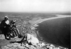 Agadir before development