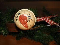 Snowman Measuring cup - ornament