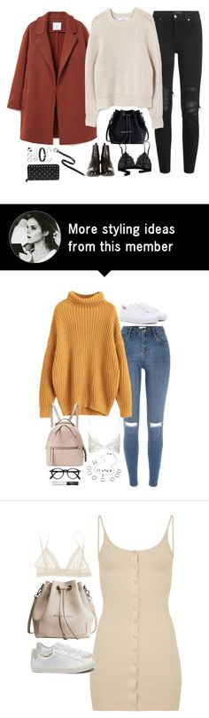 """""""Sem título #5300"""" by fashionnfacts on Polyvore featuring AMIRI, MANGO, Chanel, Madewell, Valentino and ASOS"""