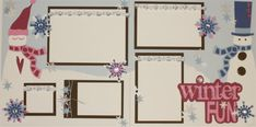 Check out this item in my Etsy shop https://www.etsy.com/listing/122916046/winter-fun-premade-12x12-layout