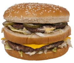 Big Mac hamburger - Commons:Valued images by topic/Food and drink - Wikimedia Commons