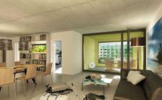 Traumhafte 3.5 Zimmer Wohnung in Schlieren.