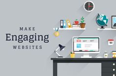 How To Make Your Website More Engaging? #website #design