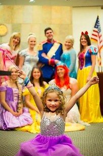 This 5-Year-Old Got A Disney Princess Surprise At Her Adoption Hearing