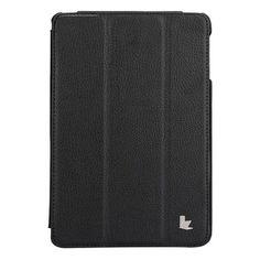Jisoncase PU Leather Smart Case for iPad Mini 2 and for iPad Mini 3 Auto Sleep Wake up Stand Anti-knock Luxury Covers & Cases