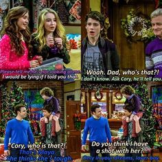 Ooo!! Josh it looks like you're attracted to Maya Hehehehehe!!!!