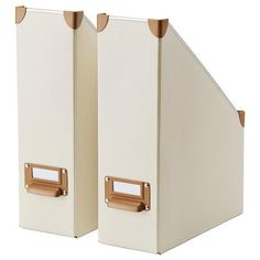 38 trendy home office storage solutions magazine holders Home Office Storage, Home Office Organization, Deco Tv, Range Document, Before After Home, Magazine Files, Magazine Holders, Trendy Home, Spring Home