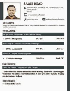 #Descarga #Plantillas #Gratis para #Curriculums Vitae #Creativos/ #Download…