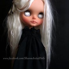 'Eloise' OOAK Blythe by Sharon Avital