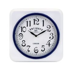 """Greensboro Wall Clock 14""""""""h x 14""""""""w x 3"""""""""""