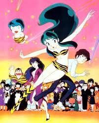 Urusei Yatsura Lamu Inuyasha Character Drawing Anime Nerd Manga Tv Tropes