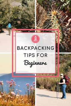 Backpacking tips for beginners. What I learned from my first backpacking trip in Crystal Cove State Park. Read about my trip and grab a free backpacking packing checklist for women. #packinglist #campingpackinglist