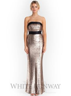 Hollywood Bandage Maxi. A stunning maxi dress by Romance The Label. A strapless…