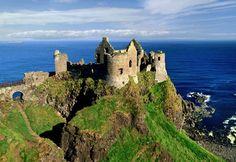 Dunluce Castle, Ireland - check