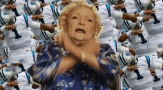 There's a new dabber in town. | Betty White Just Won The Super Bowl With Her Dab