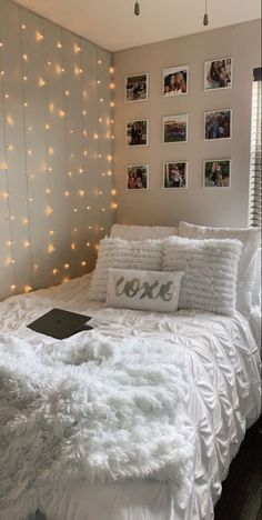 Cute Bedroom Decor, Bedroom Decor For Teen Girls, Room Design Bedroom, Girl Bedroom Designs, Teen Room Decor, Stylish Bedroom, Room Ideas Bedroom, Small Room Bedroom, Teen Room Designs