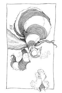 Alice in Wonderland by Teemu Juhani