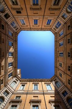 A Patch of Blue Sky - Palazzo Braschi - | Flickr – Condivisione di foto!