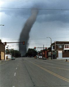 March 18, 1925 – the most horrible tornado in the world in history was set in motion from Ozarks in southeastern Missouri headed to southern Illinois down to Indiana  for about 3 and a half hour.