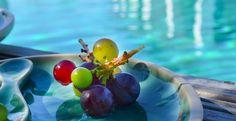Fall (in love) ceramics with water, wine, vintage from Etelka Meixner - Art People Gallery Water Into Wine, My Plate, Underwater, Falling In Love, Ceramics, Ethnic Recipes, Vintage, Gallery, People