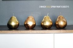 Answering: Which Gold Spray Paint Is Best? | Chris Loves Julia I needed this 2 days ago!! Don't use Krylon...