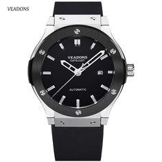 Men Watch Mechanical Automatic  Montre Homme Wrist Watch 2017 Top Luxury Brand Fashion Waterproof Clock with Calendar #Affiliate