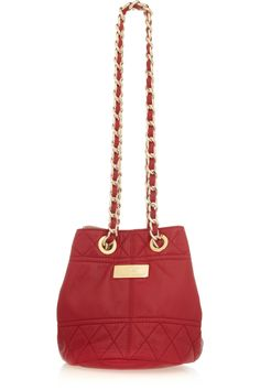 Meli Melo: mini guia leather shoulder bag