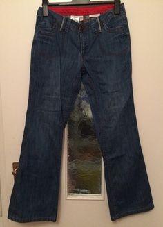 Kaufe meinen Artikel bei #Kleiderkreisel http://www.kleiderkreisel.de/damenmode/jeans/114091568-jeans-schlagjeans-schlaghose-gr-42-m-blau-bluejeans-hipster-boho-hippie
