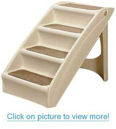 Solvit Plus Pet Stairs PupSTEP Cat Dog Ramp Steps Safety Siderails Extra Small for sale online Dog Steps For Bed, Dog Ramp For Bed, Cat Steps, Large Dogs, Small Dogs, Small Animals, Cat Ramp, Cat Couch, Dog Stairs