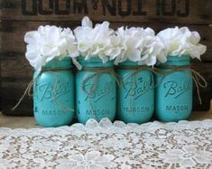 turquoise wedding decoration ideas - Google Search