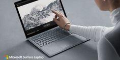 Microsoft Surface Laptop con Windows 10 S